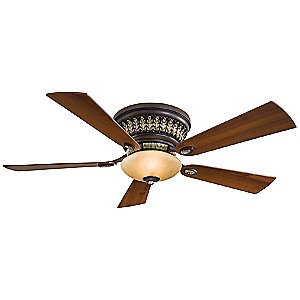 Calais Hugger Ceiling Fan by Minka Aire